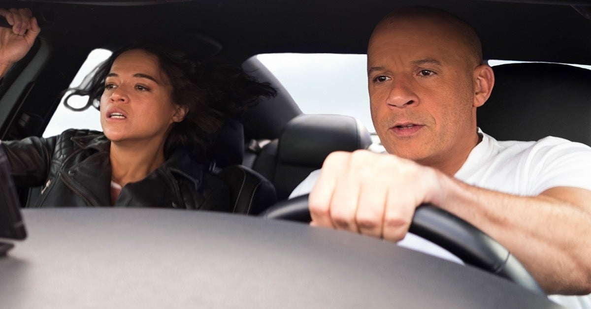 F9 Fast Furious 9 Vin Diesel Michelle Rodriguez