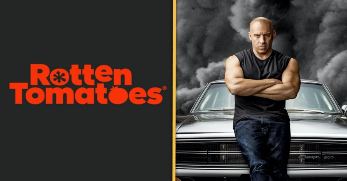 F9 reviews rotten tomatoes Vin Diesel