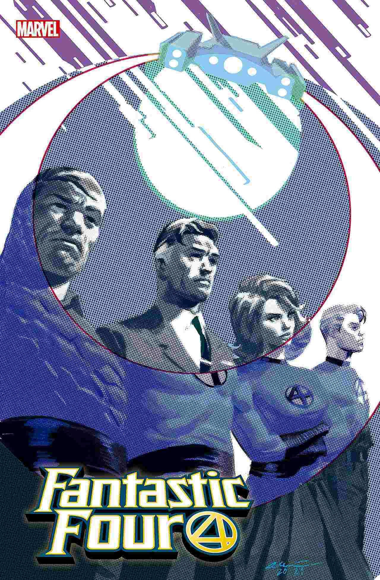 Fantastic Four Life Story #1