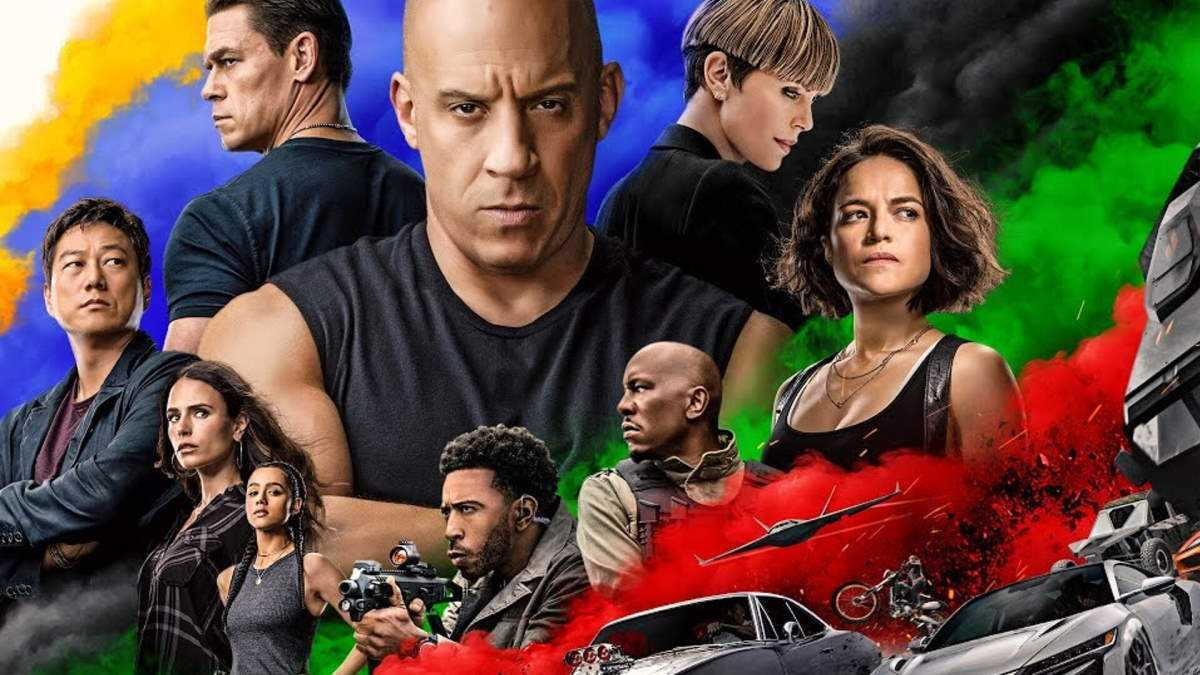 Fast Furious 9 Movie International Box Office Opening