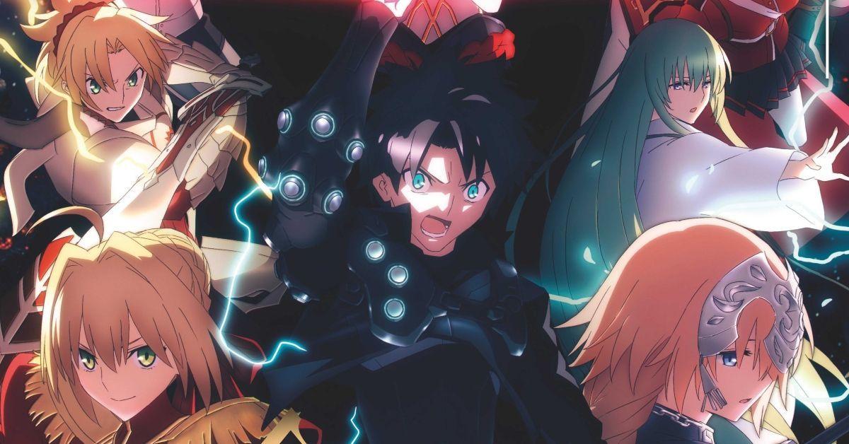 Fate Grand Order Solomon Movie Poster