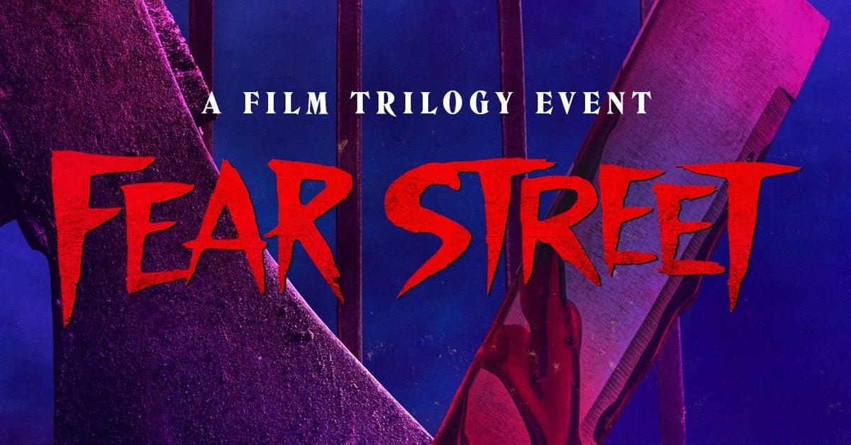 fear street poster header