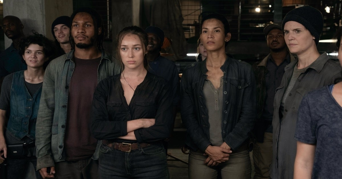 Fear the Walking Dead 611 The Holding Wes Brother