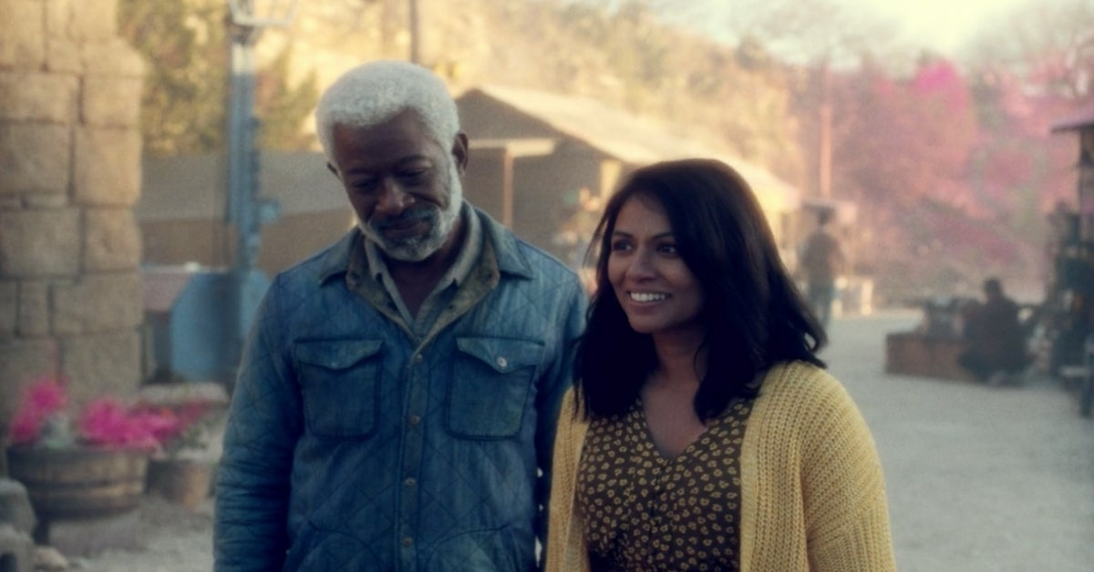 Fear the Walking Dead 612 Old Man Morgan Grace