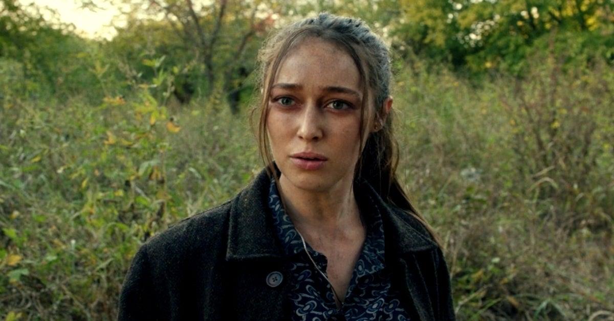 Fear the Walking Dead Alicia Clark 614 Mother