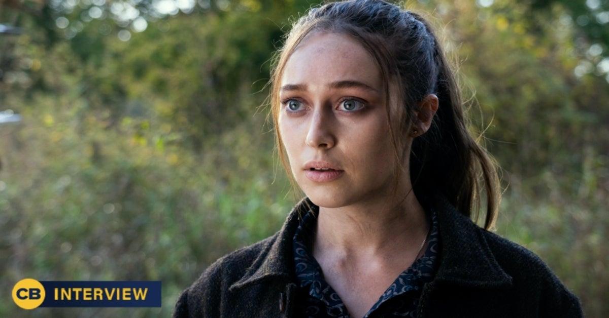 Fear the Walking Dead Alicia Clark Alycia Debnam-Carey 614 Mother