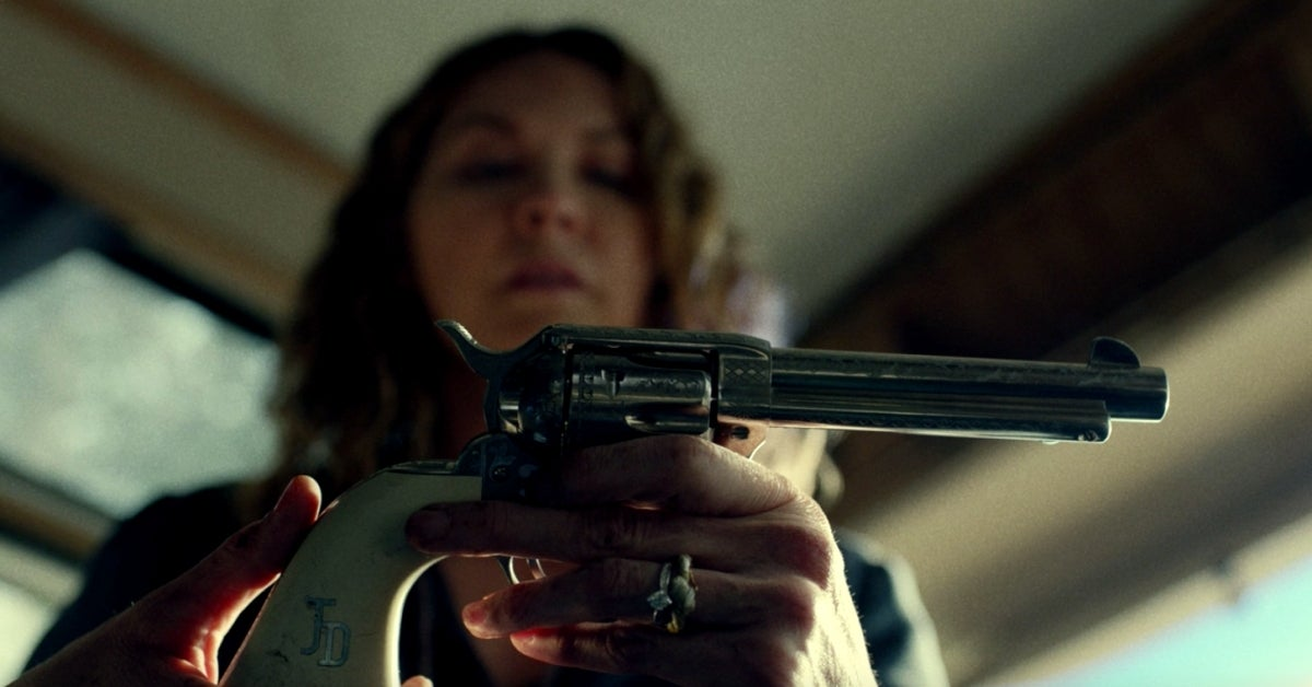 Fear the Walking Dead JD June Dorie