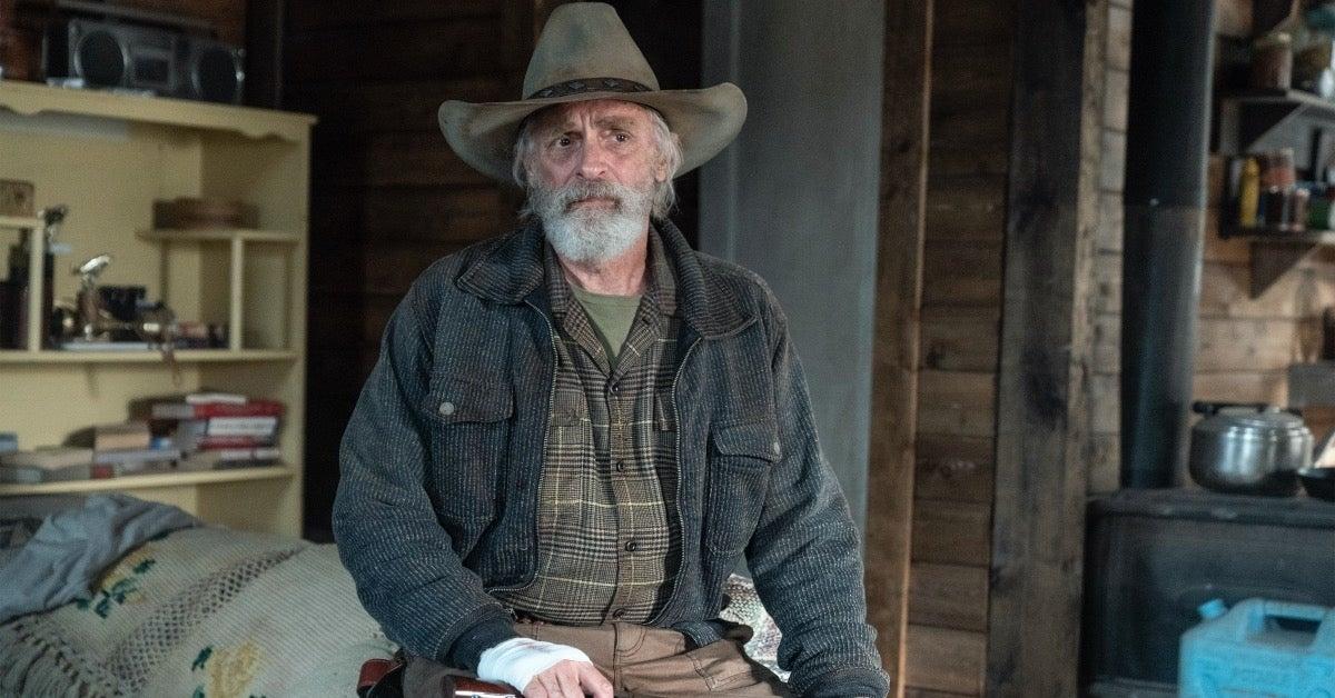 Fear the Walking Dead John Dorie Sr Keith Carradine 613