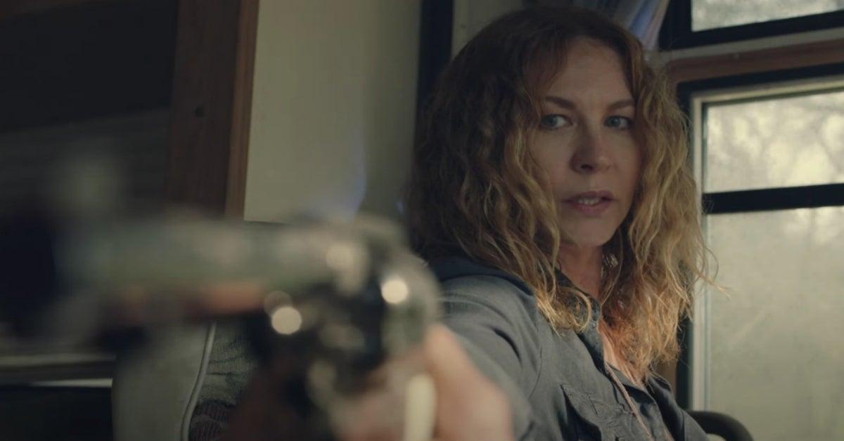 Fear the Walking Dead June Dorie Jenna Elfman JD 613