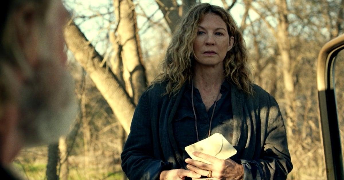Fear the Walking Dead June Dorie John Dorie letter JD 613