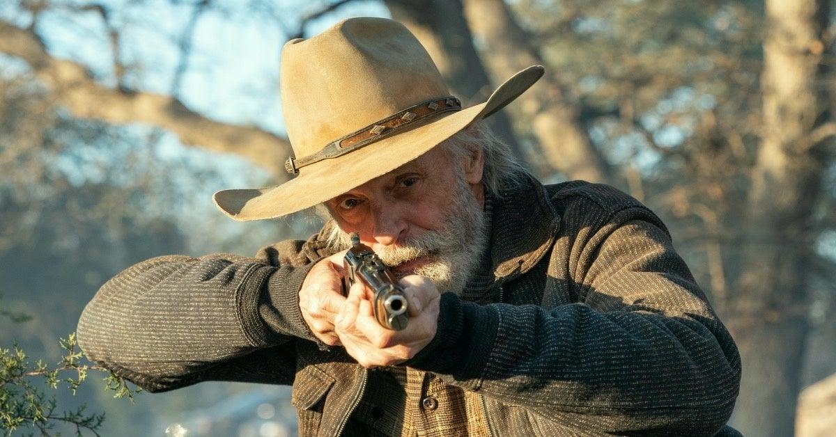 Fear the Walking Dead Keith Carradine John Dorie Sr JD
