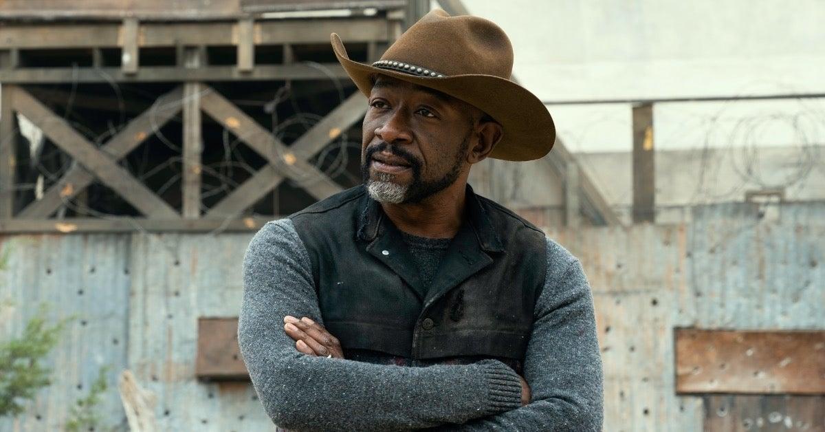 Fear the Walking Dead Morgan Jones Lennie James