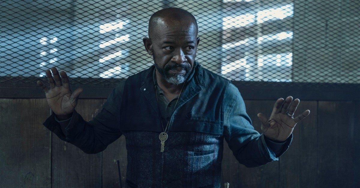Fear the Walking Dead Morgan Key In Dreams