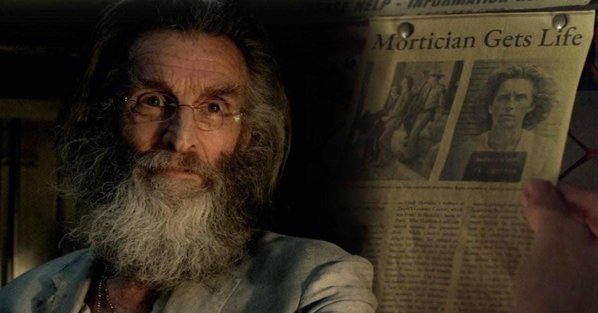 Fear the Walking Dead Teddy Maddox John Glover