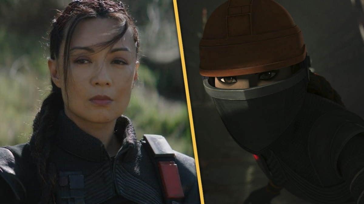Fennec Shand Bad Batch Mandalorian Star Wars Ming-Na Wen
