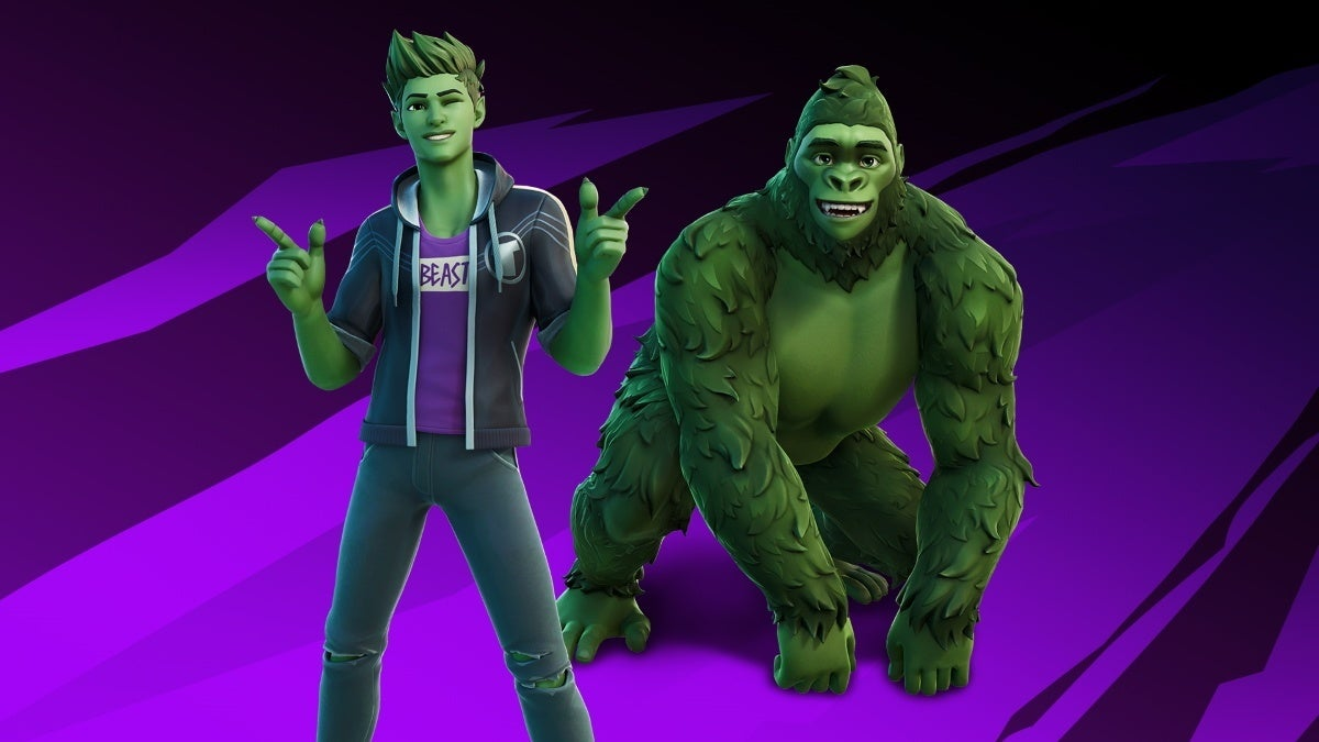 fortnite beast boy new cropped hed