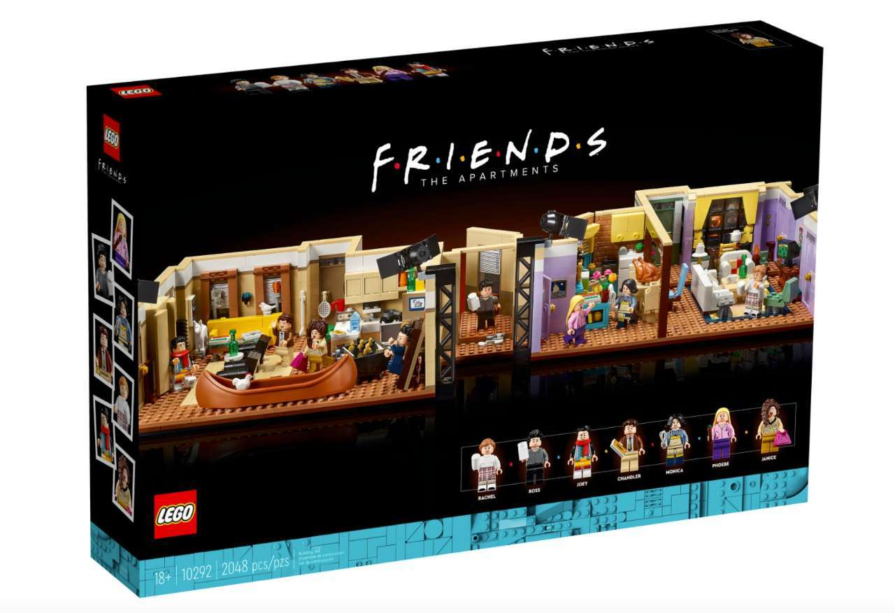 Friends Apartments LEGO 2021-05-11 at 110841 AM