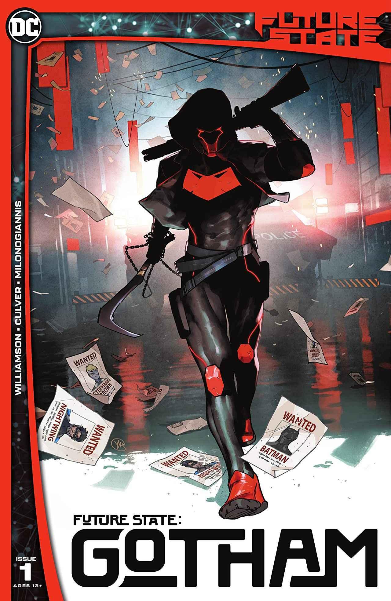 Future State Gotham #1