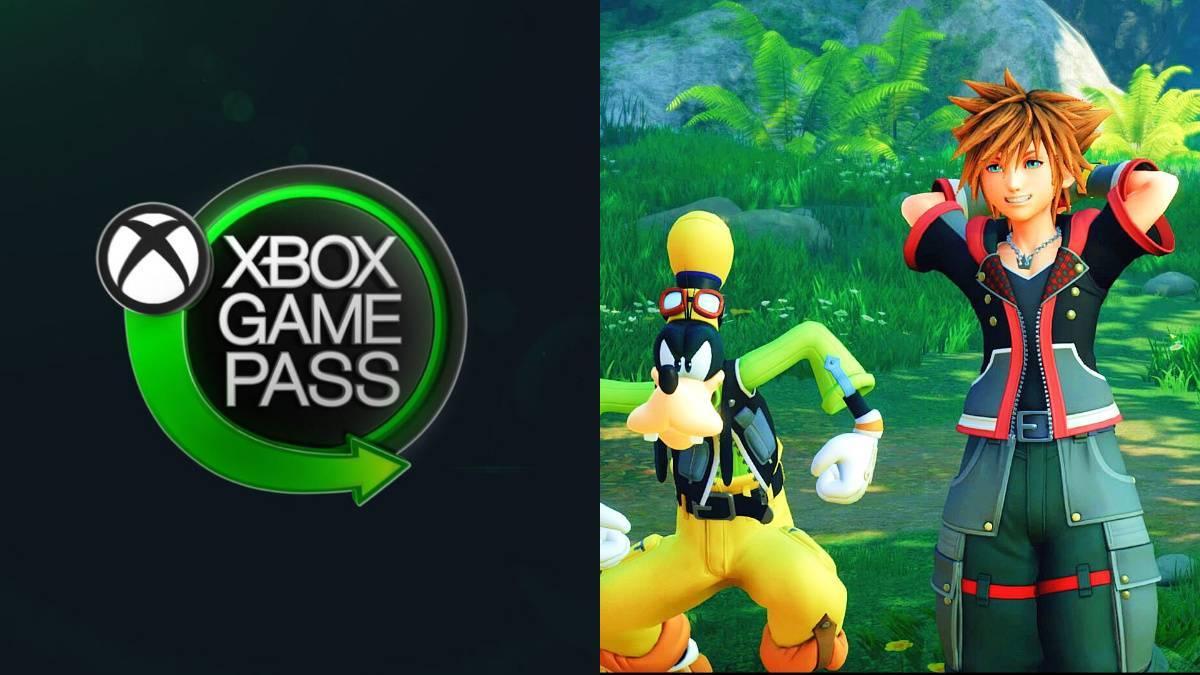 Game Pass Kingdom Hearts
