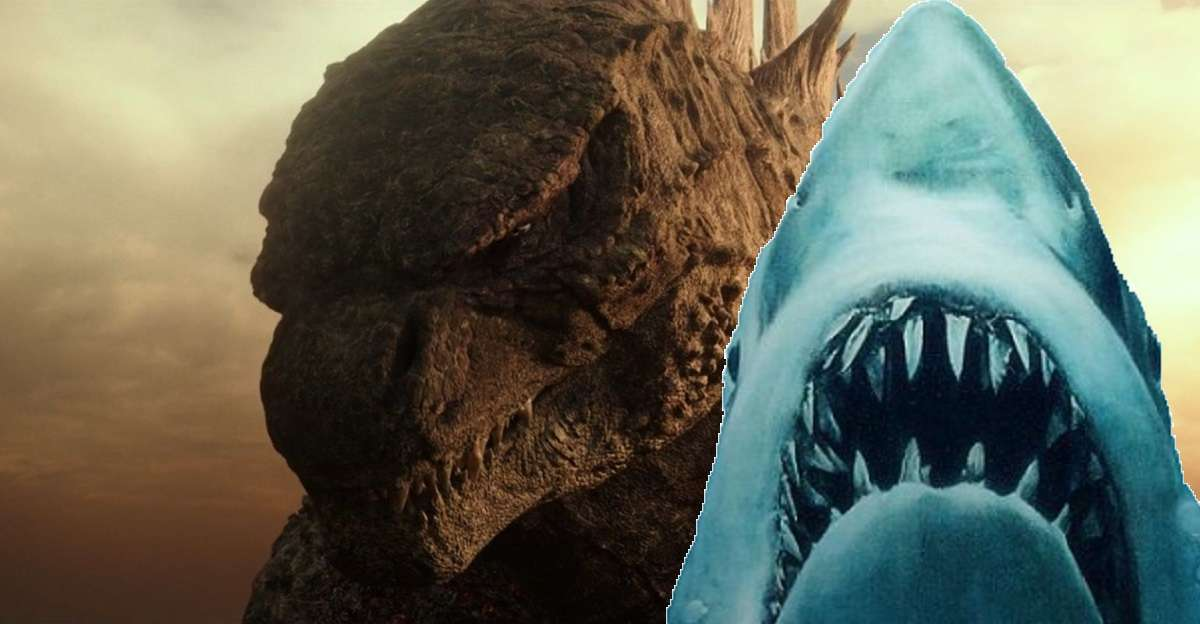 Godzilla Jaws