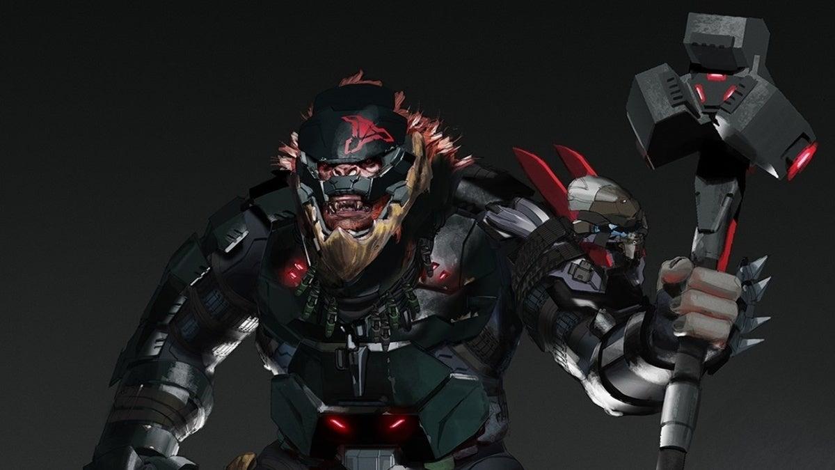 Halo Infinite Brute