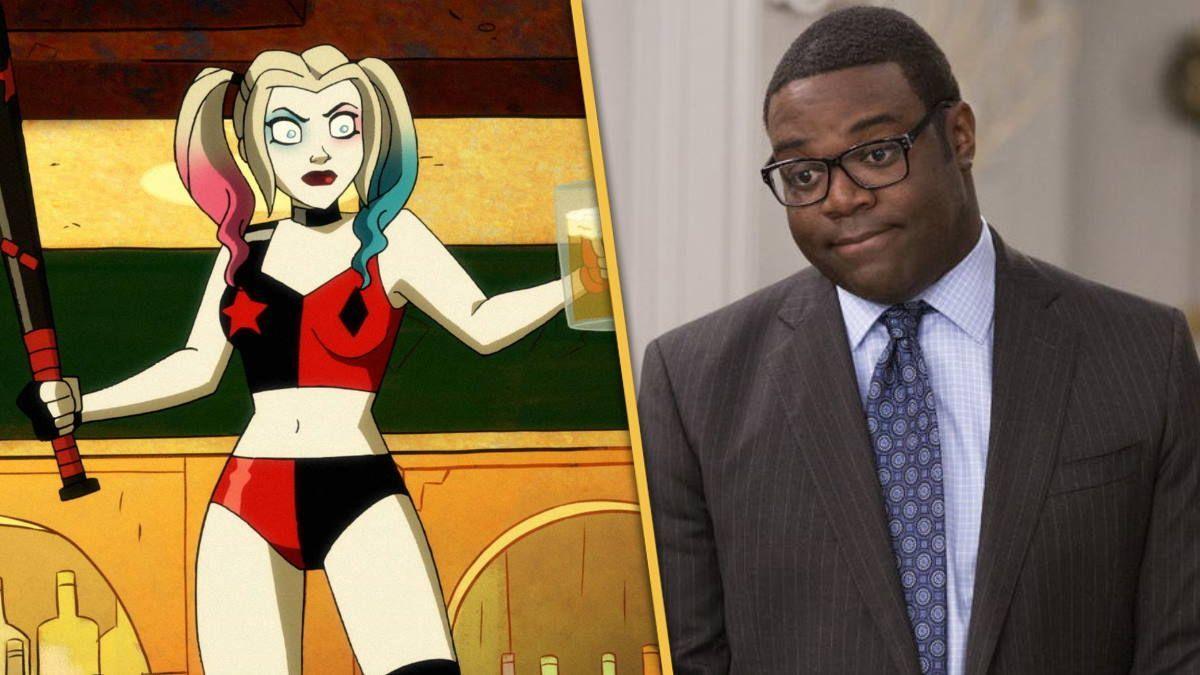 Harley Quinn Show Sam Richardson Season 3 Cast