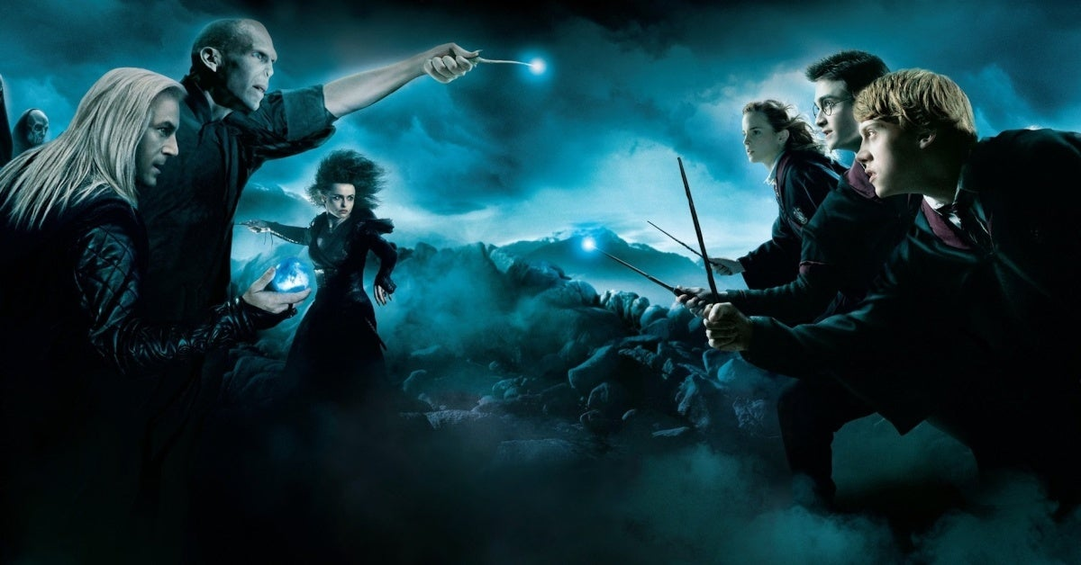 Harry Potter Movies on HBO Max June 1st