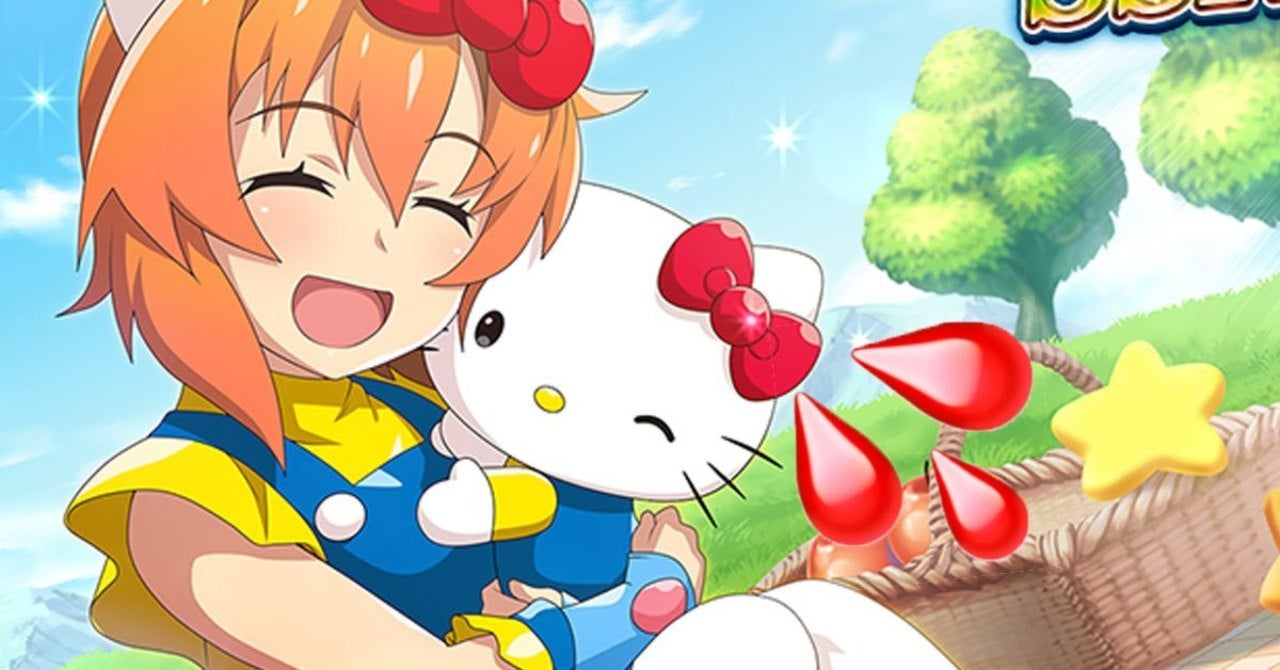 Hello Kitty Launches Bloody Collab with Shocking Horror Anime