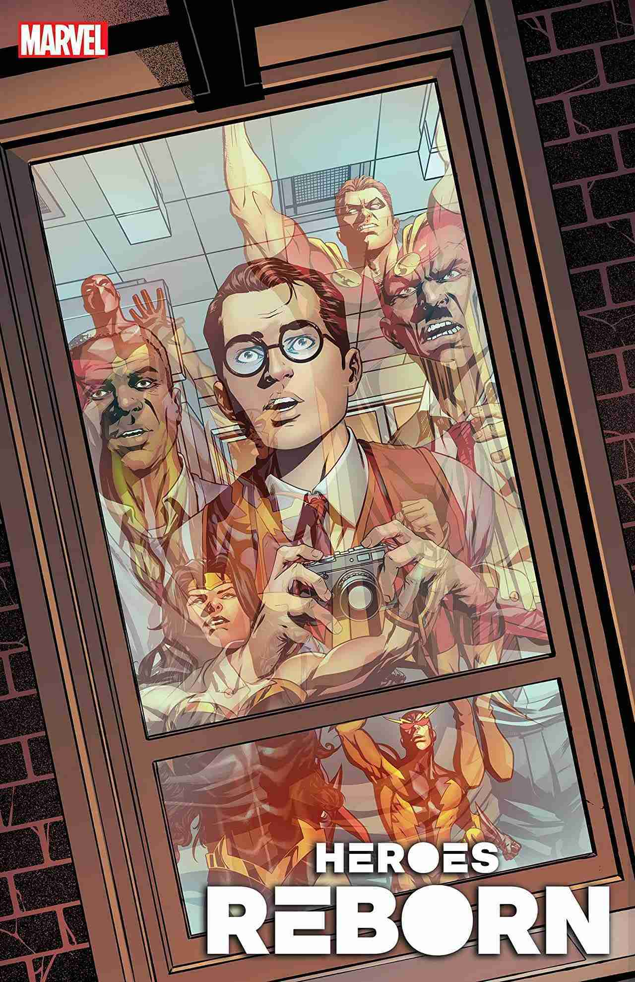 Heroes Reborn Peter Parker, The Amazing Shutterbug #1