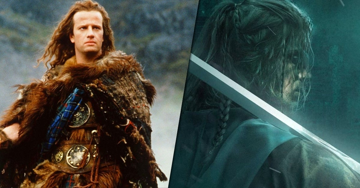 highlander henry cavill reboot