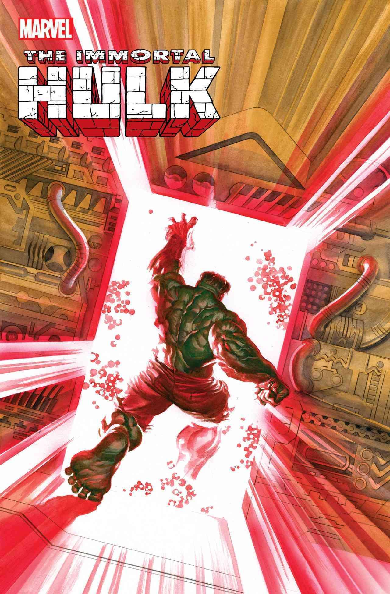 Immortal Hulk 49