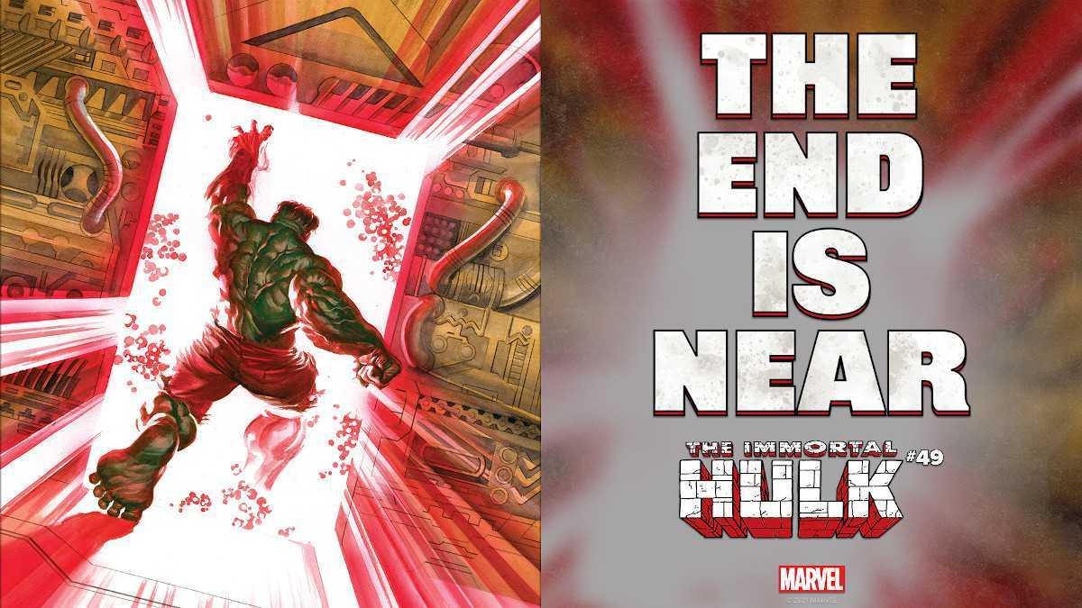 Immortal Hulk Ending Teaser