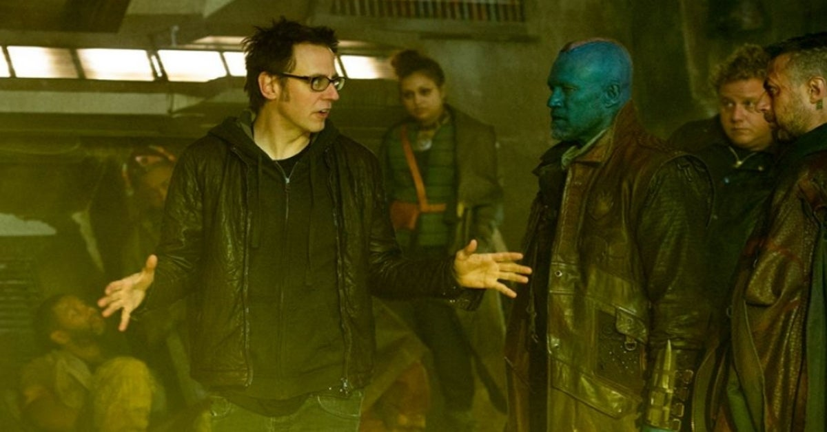 James Gunn Guardians of the Galaxy Marvel Studios