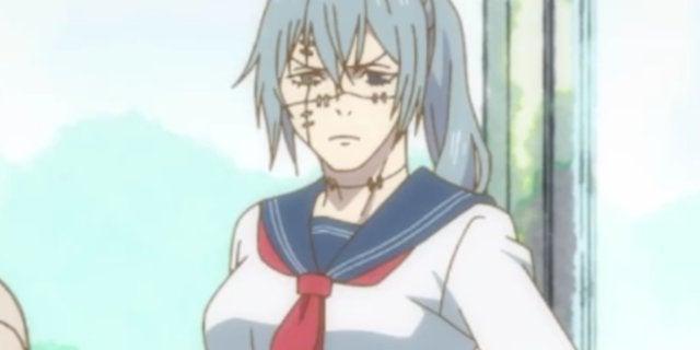 Jujutsu Kaisen Mahito School Uniform Anime