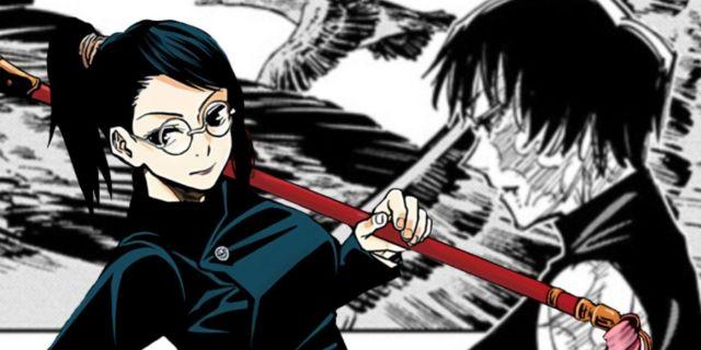 Jujutsu Kaisen Maki New Power Spoilers Cliffhanger Manga