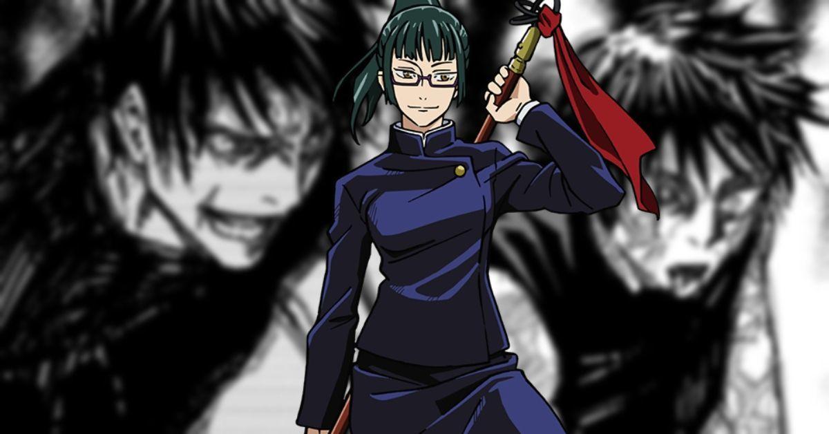Jujutsu Kaisen Maki Toji Fushiguro Connection Spoilers Manga