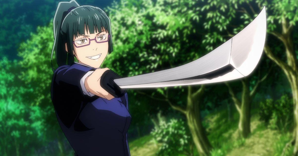Jujutsu Kaisen Maki Zenin Anime