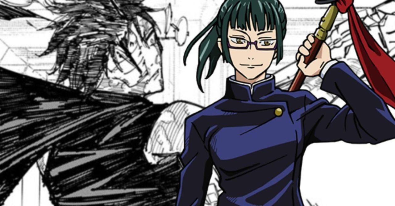 Jujutsu Kaisen Leaves Maki On A Bloody Cliffhanger
