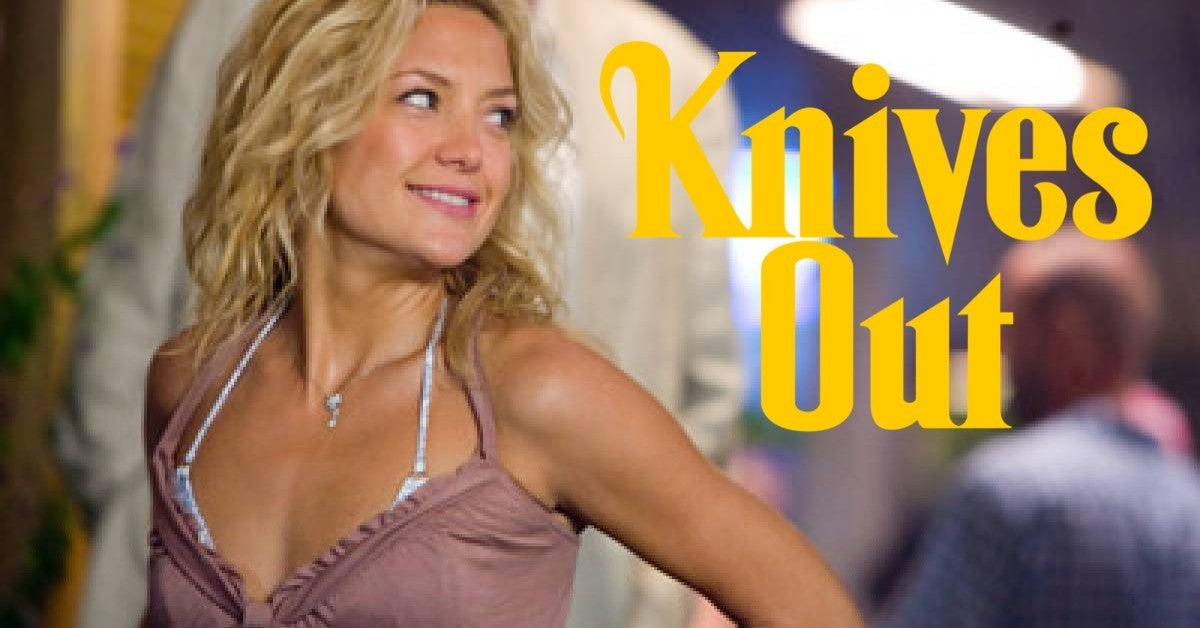 Kate Hudson in Knives Out 2