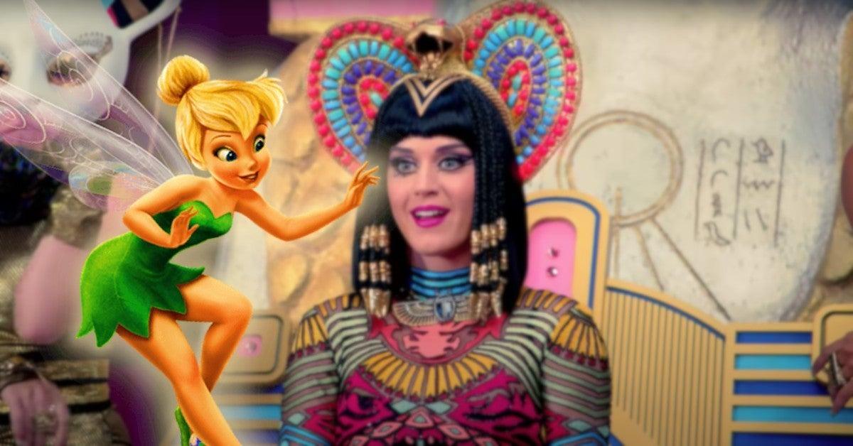 Katy Perry Tinker Bell Cosplay American Idol 19 Disney Night