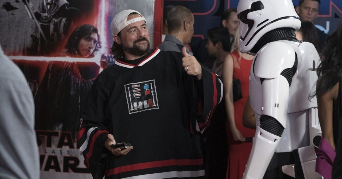 kevin smith star wars day
