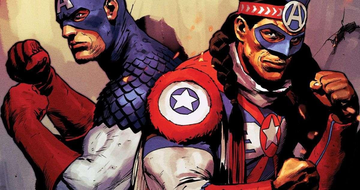 Kickapoo Tribe's own Captain America