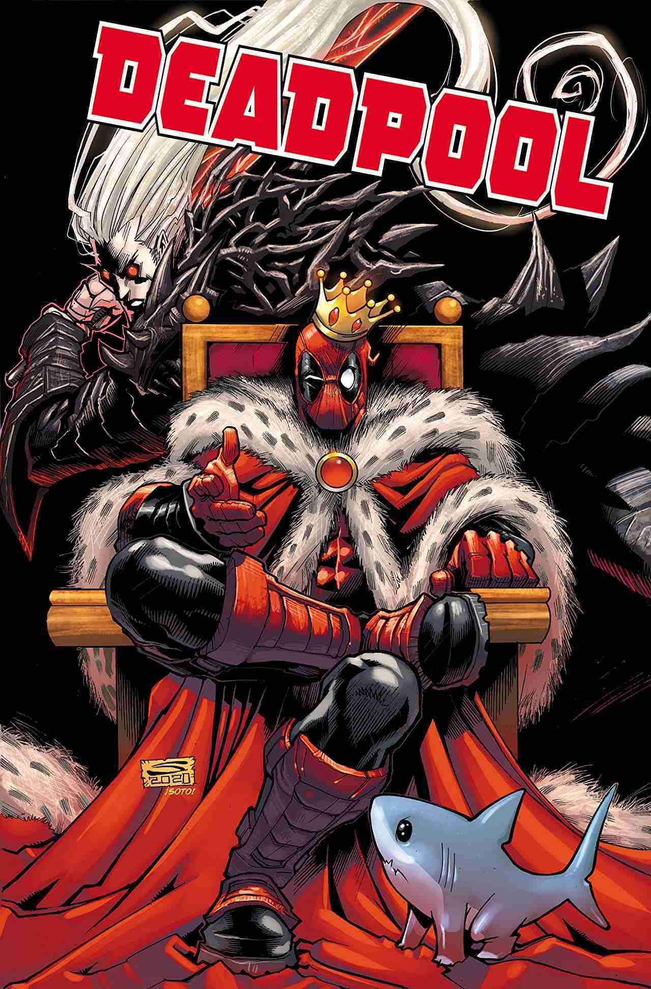 King Deadpool Vol 2