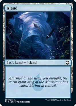 lands cards