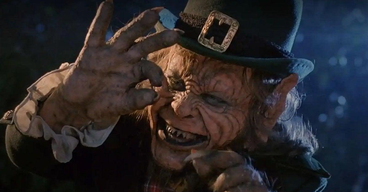 leprechaun movie warwick davis 1993
