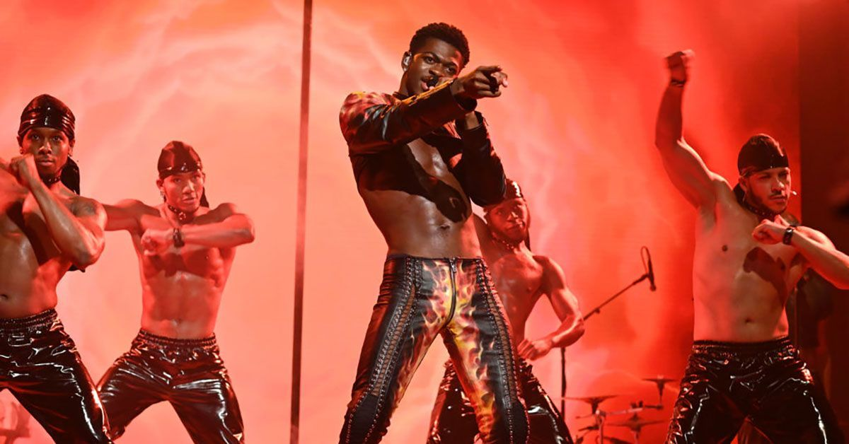 lil nas x saturday night live getty images