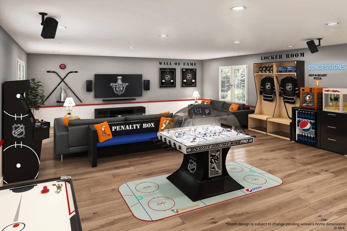 Little Caesars + Pepsi + NHL Ultimate Hockey Hangout