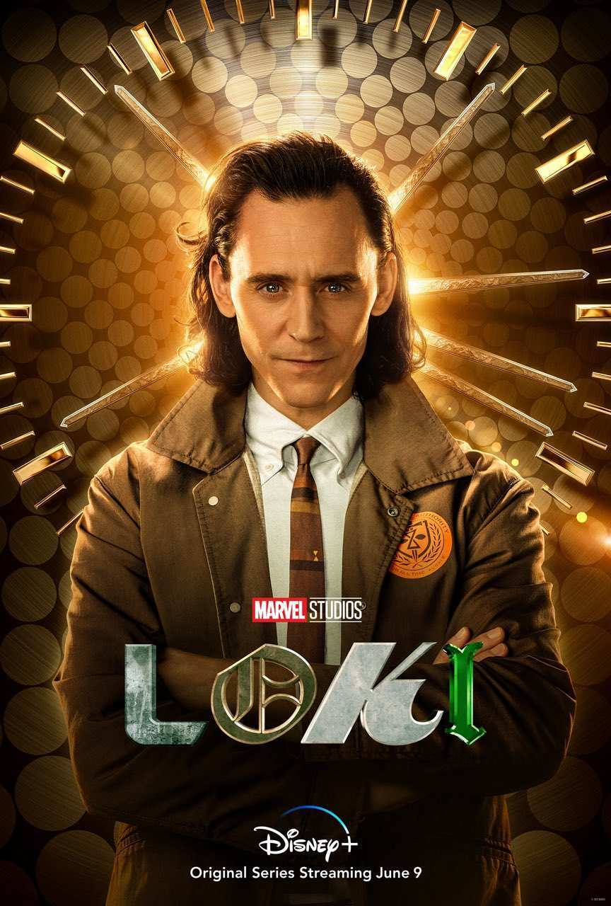 Marvel Releases Loki Character Posters