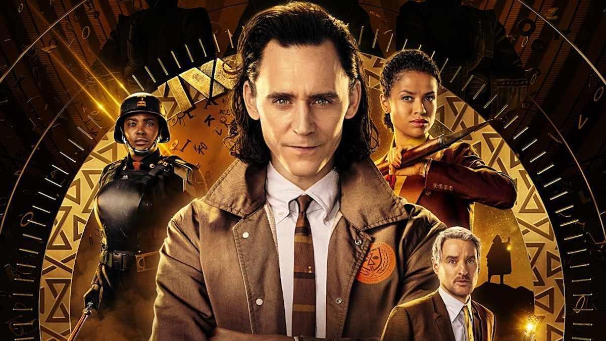 Loki Poster Marvel Disney Plus