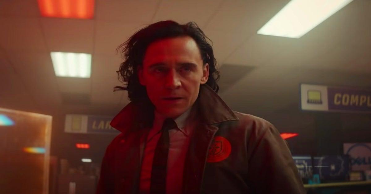 Loki Tom Hiddleston Marvel Studios Disney+ series